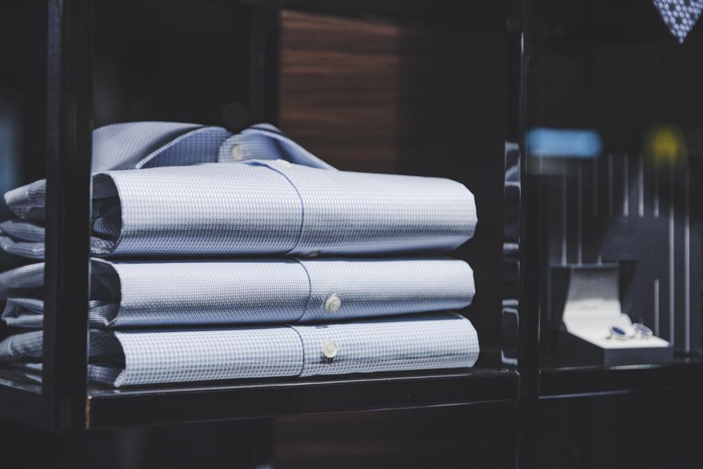 witte overhemden bij Onlinekleding.nl